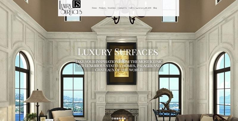 luxury surfaces
