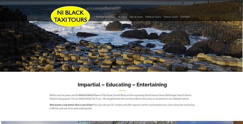 Ni Black taxci tours